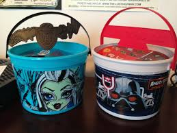 Mcdonalds Halloween Buckets by Mcboo Pails U2026sort Of Halloween Hell Show 2017