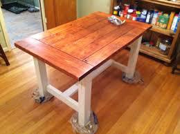 Diy Rustic Dining Room Table Farmhouse Plans