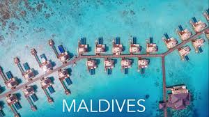 100 Maldives Angsana Velavaru HELLO FROM THE MALDIVES Aerial Drone Video At The