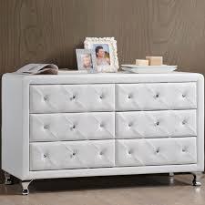 Sauder Shoal Creek Dresser Walmart by Prepac Astrid 6 Drawer White Dresser Wdbr 0402 1 The Home Depot