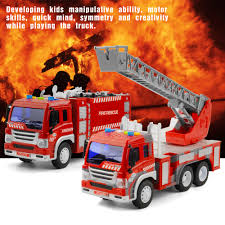 Set Of 2 Fire Truck Engine Toy Water Tender Fire Rescue Ladder Truck ... Amazoncom Playmobil Ladder Unit With Lights And Sound Toys Games 8piece Kids Portable Fire Truck Pretend Play Toy Set W Upc 018005255 Nylint Machine Water Cannon Memtes Electric Sirens Sounds Bru03590 Bruder Scania R Series Engine With Slewing Effect Youtube Of 2 Tender Rescue New For Boys Man Crane Light And Module Categories Vintage Nylint Sound Machine Fire Truck Vintage 15 Similar Items