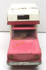 100 Pink Tonka Truck Awesome 1960s Pickup Camper And 50 Similar Items