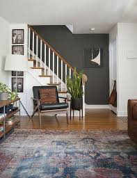 Staircase Accent Wall