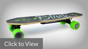 ACTON BLINK Lite World's Lightest Hub-Motor Electric Skateboard With ...
