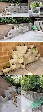 Garden Cinder Block Garden Luxury How To Make Concrete Blocks