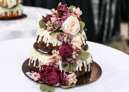 Choosing A Wedding Cake With Nothing Bundt Cakes