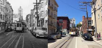 San Francisco Film Locations Then & Now – Page 62 – A Then And Now ... Cable Car Remnants Forgotten Chicago History Architecture Museum San Francisco See How They Work 2016 Youtube June Film Locations Then Now Images Know Before You Go Franciscos Worldfamous Cars Bay City Guide Bcxnews Of Muni Powellhyde 17 Powell Street Turnaround Michaelyamashita Barnsan California The Home Page Sutter Railway
