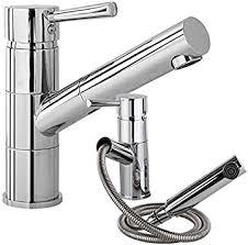 w106 niederdruckarmatur mit brause einhand spültisch küchen bad waschtisch armatur küchenarmatur ausziehbar