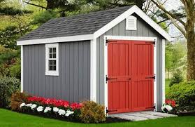 8x6 Storage Shed Plans by 28 Shed Construction Plans U0026 Blueprints For Building Durable