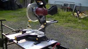 Chicago Electric Tile Saw 7 by Harbor Freight 10