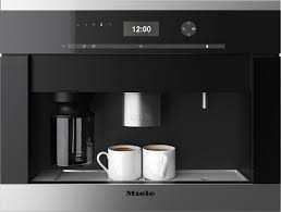 Miele Built In PureLine Coffee System CVA6401 CTS
