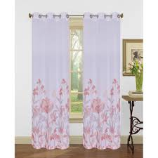 Blue Sheer Curtains 96 by Curtains Shocking Light Pink Sheer Curtain Panels Stylish