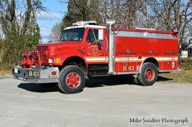 100 Fire Brush Truck Keplinger Repair Service
