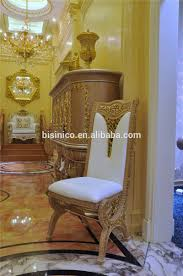 Finely Solid Wood Carving Dining Chair,Italy Style White And Gold Leather  Side Chair - Buy Italy Solid Wood Dining Chair,Finely Carved Leather Dining  ... Seconique Corona White Ding Chair In Pair Finely Solid Wood Carving Chairitaly Style And Gold Leather Side Buy Italy Chairfinely Carved Brushed Notting Hill Wooden Chairs Set Of 2 Torino Tor207 Shayne Country Antique Beige By Inspire Q Classic Hever And Dark Pine Details About Contemporary Midcentury Modern Canterbury Charlotte Kitchen Room Fniture Ashley Homestore