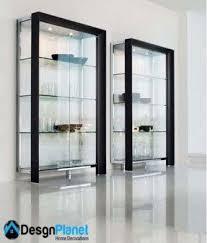 Hanging Curio Display Cabinet