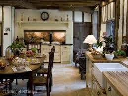 I Love These Old Kitchens Aga In The Hearth Big Drainboards Casement Windows A Kitchen Table Hall Quintessential Elizabethan Country House