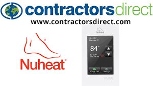 Warm Tiles Thermostat Gfci Tripping by Nuheat Solo Floor Heating Programmable Thermostat 3 Setting The