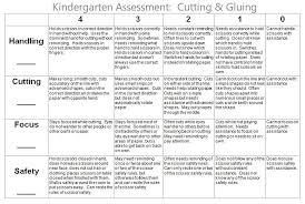 Art Room 104 Kindergarten AssessmentsCheck