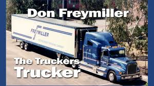 DON FREYMILLER 12-18-13 - YouTube When Semi Truck Driver Is Just Irresponsible Youtube Ertl Freymiller Freightliner Truck And Trailer Diecast Metal Inc A Leading Trucking Company Specializing In Best Practices Truck Trailer Transport Express Freight Logistic Diesel Mack Invitation To Exhibit For More Information To Exhibit Pdf Camz Corp Rosedale Md Rays Photos Ata Offering Members A Cybercrime Reporting Tool Fleet Management Turkey Hill Dairy Conestoga Pa 2015 Midamerica Trucking Show Directory Buyers By Paschall Lines New Perks Are Game Changers