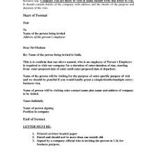 Invitation Letter Sample Visa Germany Fresh Qatar Visa Fer Letter