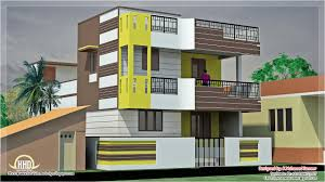 100 Architect Home Designs Plans Tamilnadu House Design India S