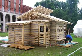 Pallet House Workshop Hosted By New Jura Natural Building In