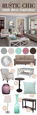 Rustic Chic Living Rooms That You Must See Best Tv Room Decorations Ideas On Pinterest Live
