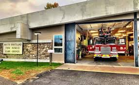 100 Cost Of A Fire Truck South Portland Still Assessing Cost Of Damage To New Fire Truck That