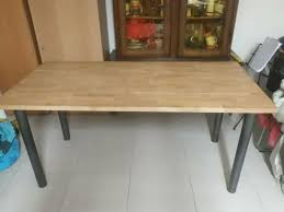 küchentisch esszimmertisch tisch massiv holz