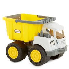 100 Little Tikes Classic Pickup Truck Dirt Diggers 2in1 Haulers Dump Yellow