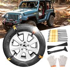 Hot Sale Car Universal Mini Winter Tyres Wheels Snow Chains Anti ...