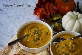 Pumpkin Butternut Squash Soup Vegan slow cooker butternut squash soup vegetarian bowl me over