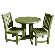 Highwood Lehigh Recycled Plastic 3 Piece Round Patio Bistro ... 2019 Bistro Ding Chair Pe Plastic Woven Rattan 3 Piece Wicker Patio Set In Outdoor Garden Grey Fix Chairs Conservatory Clearance Small Indoor Simple White Cafe Charming Round Green Garden Table Luxury Resin China Giantex 3pcs Fniture Storage W Cushion New Outdo D 3piece For Balcony And Pub Alinum Frame Dark Brown Restaurant Astonishing Modern Design Long Dwtzusnl Sl Stupendous Metalatio Fabulous Home Tms For 4