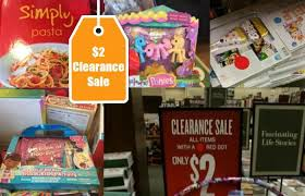 Barnes & Noble Red Tag Clearance Sale $2 Books Toys & More