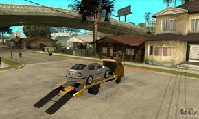 100 Tow Truck Games Avia A31 For GTA San Andreas