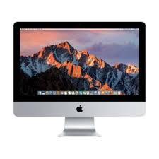 ordinateur apple de bureau achat apple imac 21 5 mmqa2fn a ordinateur de bureau intel i5
