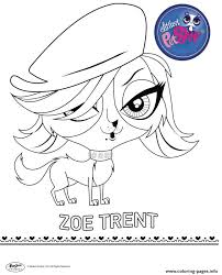 Zoe Trent Coloring Pages Print Download 344 Prints