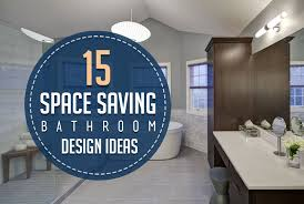 15 space saving bathroom design ideas chicago interior