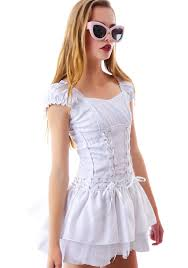 tripp nyc brocade corset dress dolls kill