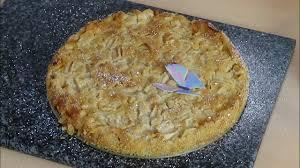 rezept diese süße apfel tarte ohne ei ist ein gaumenschmaus