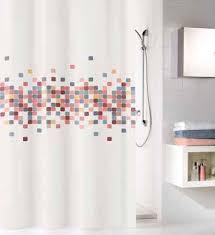 kleine wolke duschvorhang cora breite 180 cm höhe 200 cm bunt duschvorhänge duschen bad sanitär