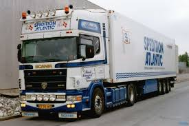 100 Atlantic Truck Sales Tekno Rasch Transport Scania 4 Serie Topline With Reefer