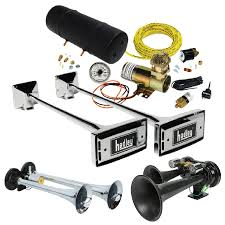 Truck Air Horns, Hadley Air Horns, Marco Air Horns, 24v. Airhorns ... Voluker 4 Trumpet Train Air Horn Kit150db Loud Compressor Amazoncom Iglobalbuy Super 12v Dual 150db Truck Mega Single Kit W Dc 12v Emergency Fire Ftkit Horns Of Texas Mirkoo Twin Tone Chrome Plated Air Horn Kit Diesel Pinterest Trucks Chevy Car Boat 117 Wolo Mfg Corp Air Horns Horn Accsories Comprresors Pcwizecom Truhacks Triple Boss Suspension Shop Kits Model Hk2 Kleinn Mpc M1 Review Best Unbiased Reviews