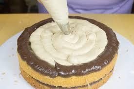 fondant torte füllung wie jede creme fondanttauglich macht