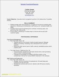 Hospitality Resume Template Best As 30 Beautiful Examples For Jobs