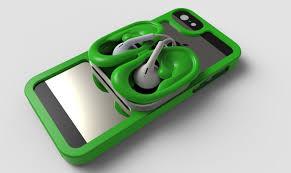 3D model Iphone 5 Ears Case