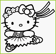 Coloriage Hello Kitty A Imprimer Hel 4260 14082