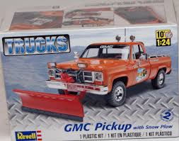 Revell #7222 GMC Pickup W/ Snow Plow 1/24 Scale Plastic Truck Model ... Revell Iveco Stralis Truck Plastic Model Kit Trade Me Kits Colpars Hobbytown Usa Ford Photographs The Crittden Automotive Library 132 Scale Snaptite Fire Sabes Amt 125 Freightliner Cabover 620 Mib Truck Plastic Model Kits My Website Blog 3dartpol Blog Convoy Mack Plastic 1965 Chevrolet Fleetside Pickupnew Pictures Scale Auto Magazine Buy 301950s Cartruck 11 Khd A3000 Wwii German Icm Holding Model White Freightliner 2in1 For Amazoncom Monogram 124 Gmc Pickup With Snow Plough Toys