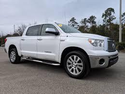 100 Toyota Tundra Trucks PreOwned 2013 2WD Truck Platinum Crew Cab Pickup In