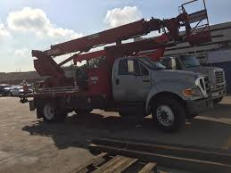 Elliott L55R HiReach Sign Truck Sign Crane For Sale #0111